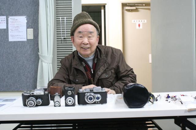 第24回 好きやねん大阪カメラ倶楽部 例会報告 今月のテーマ 二眼レフ_d0138130_16561515.jpg