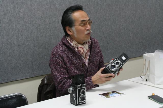 第24回 好きやねん大阪カメラ倶楽部 例会報告 今月のテーマ 二眼レフ_d0138130_17042973.jpg