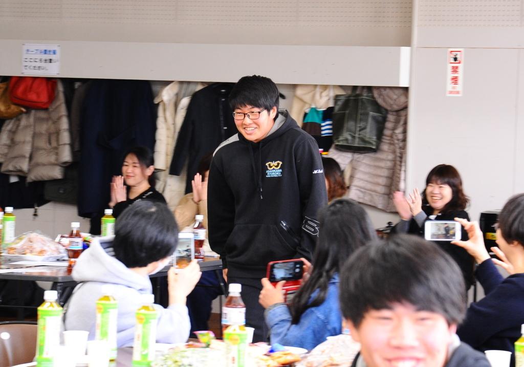 卒部試合&3年生慰労会・写真_c0095835_06450007.jpg