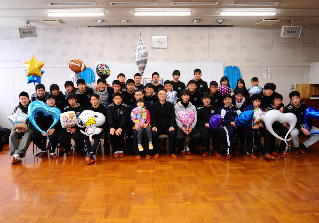 卒部試合&3年生慰労会・写真_c0095835_06453130.jpg