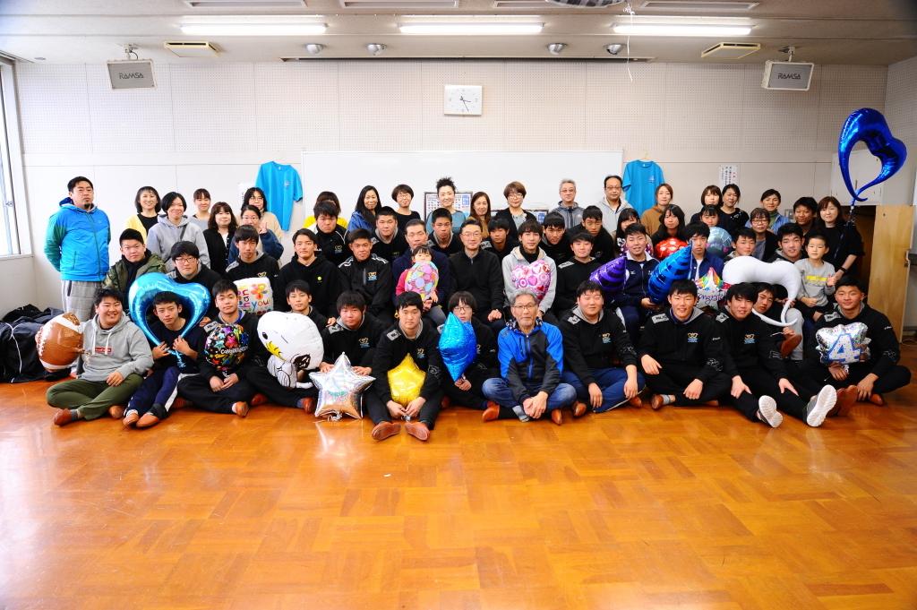 卒部試合&3年生慰労会・写真_c0095835_06453227.jpg