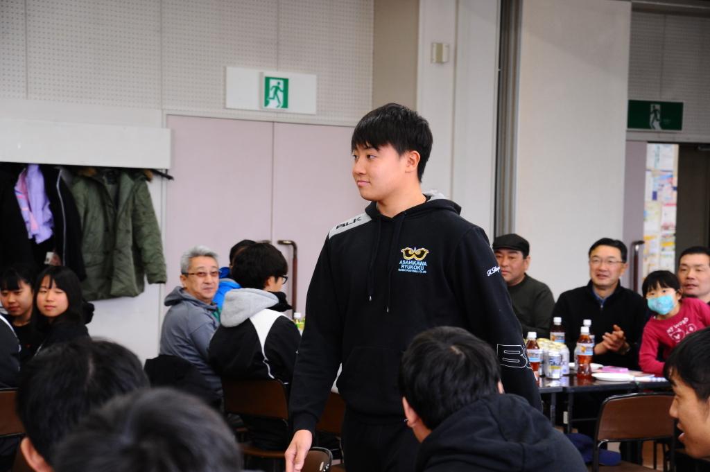 卒部試合&3年生慰労会・写真_c0095835_06532973.jpg