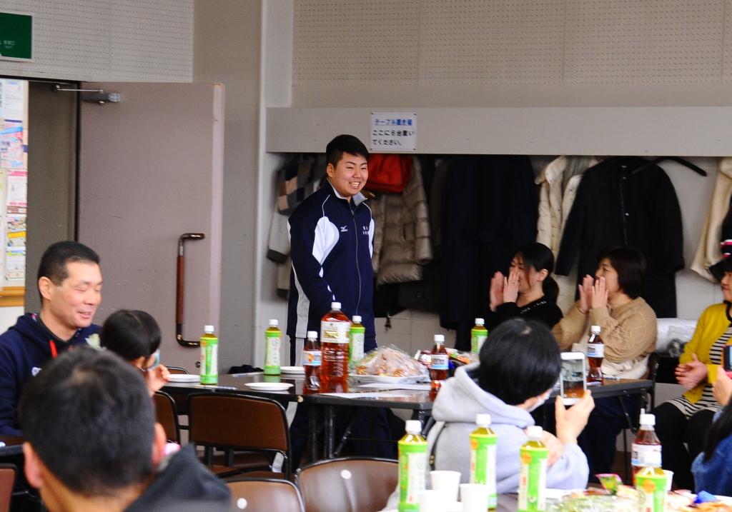 卒部試合&3年生慰労会・写真_c0095835_06542083.jpg
