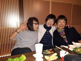【横浜市立三ツ沢小学校(1962卒) 6年5組 恒例の新年会】_e0093046_11440073.jpg