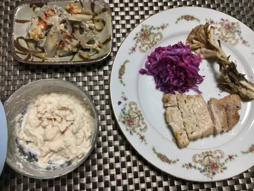 台所に立つ時間と丁寧な食事_e0326953_18243976.jpg