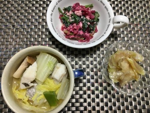 台所に立つ時間と丁寧な食事_e0326953_18350421.jpg