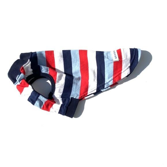seven seas dog border T shirt セブンシーズドッグ ボーダーTシャツ_d0217958_18093212.jpeg