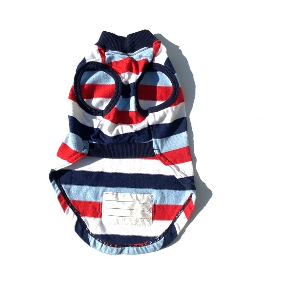 seven seas dog border T shirt セブンシーズドッグ ボーダーTシャツ_d0217958_18093243.jpeg
