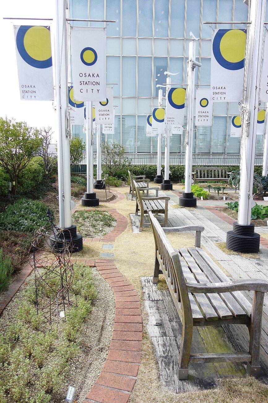 大阪ステーションシティ  天空の農園_c0112559_09105652.jpg