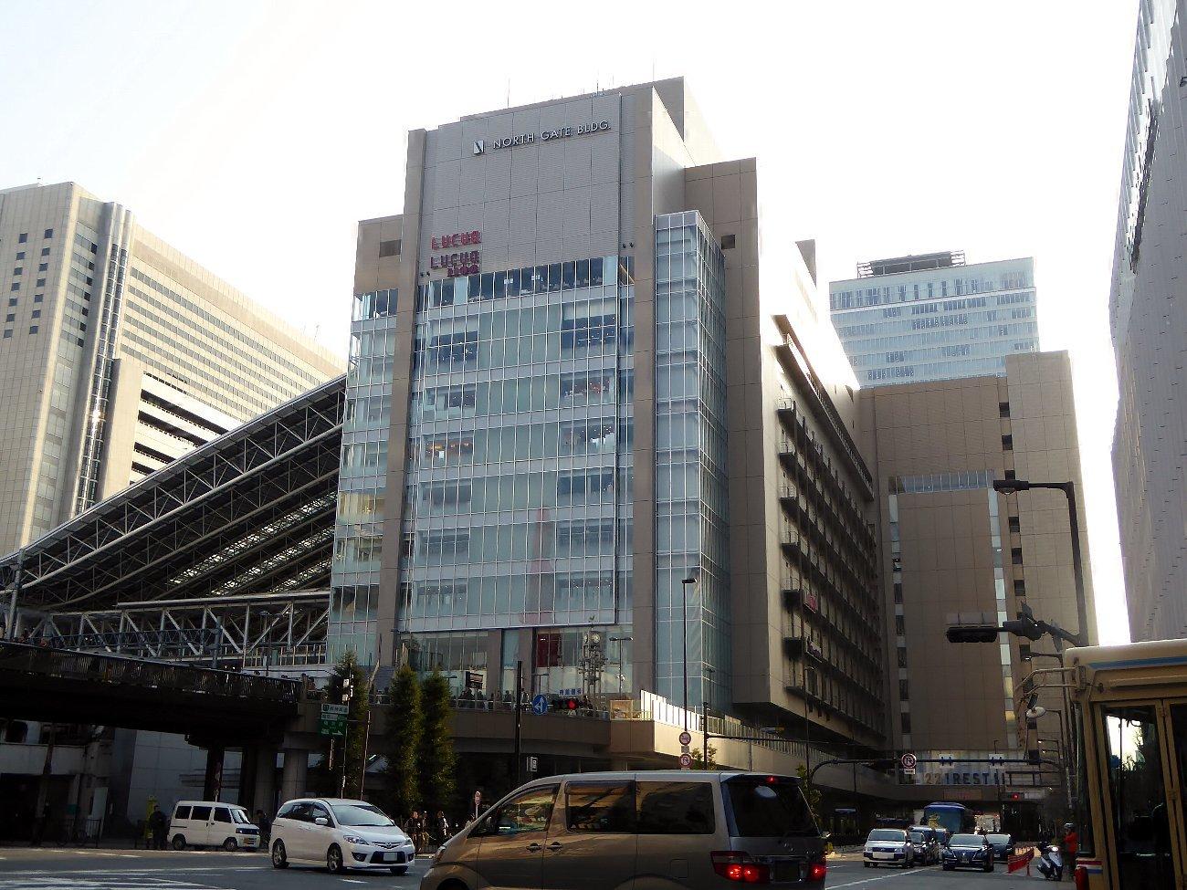 大阪ステーションシティ  天空の農園_c0112559_09123524.jpg