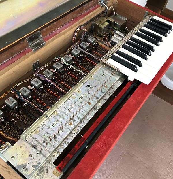 Yamaha Electone A-3[og076]_e0045459_17220394.jpg