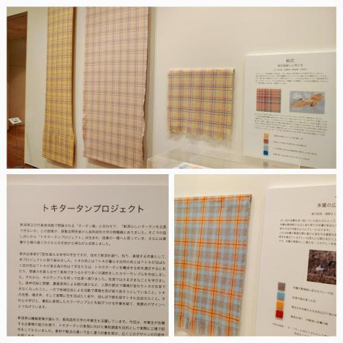 『タータン展 伝統と革新のデザイン』@新潟県立万代島美術館_c0190960_22204217.jpg