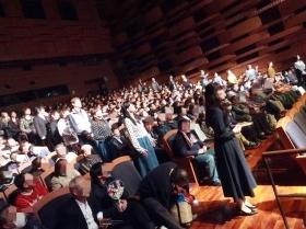 堀江美都子さんデビュー50周年記念コンサート_a0087471_17431118.jpg