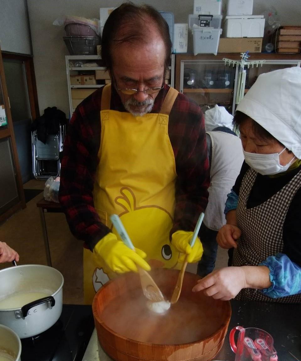 美郷町でチーズ作り_b0270977_21325626.jpg