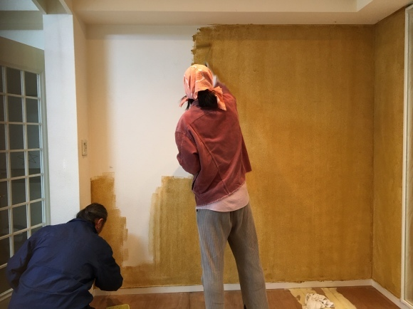 壁紙塗装_b0022291_14314027.jpg