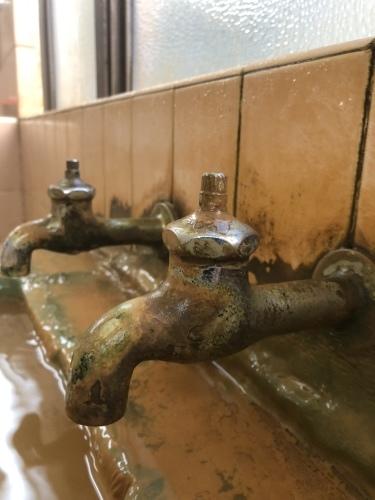 秘湯、松の湯で湯治_d0087595_19105419.jpeg