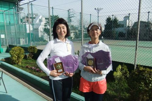 2月19日(水)女子ダブルスオープントーナメント_b0158200_10223669.jpg