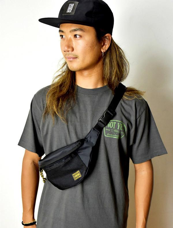 【DELIVERY】 STANDARD CALIFORNIA - PORTER×SD Three Layer Lightweight Waist Bag_a0076701_14332690.jpg