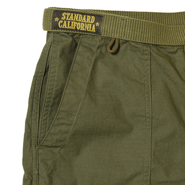 【DELIVERY】 STANDARD CALIFORNIA - Easy Fatigue Pants_a0076701_14413400.jpg