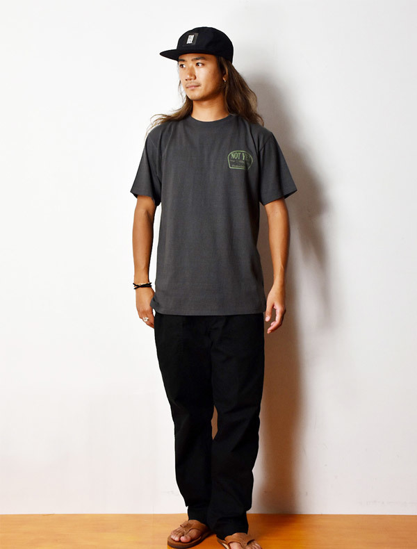 【DELIVERY】 STANDARD CALIFORNIA - Easy Fatigue Pants_a0076701_14421354.jpg