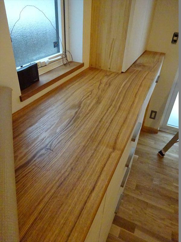 滝沢 穴口の家 施工がほぼ完了です。_f0105112_04153694.jpg