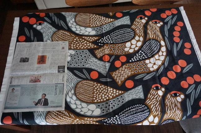 マリメッコ祭り2 〜巨大な柄のLETTOとKIIRUNA〜_d0348118_07580407.jpeg