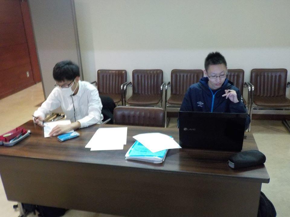 2020年2月18日(火) 学習会_f0202120_21545364.jpg