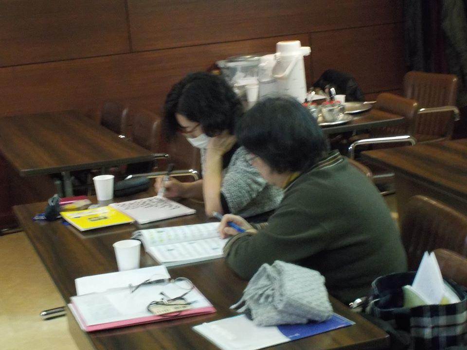 2020年2月18日(火) 学習会_f0202120_21562470.jpg