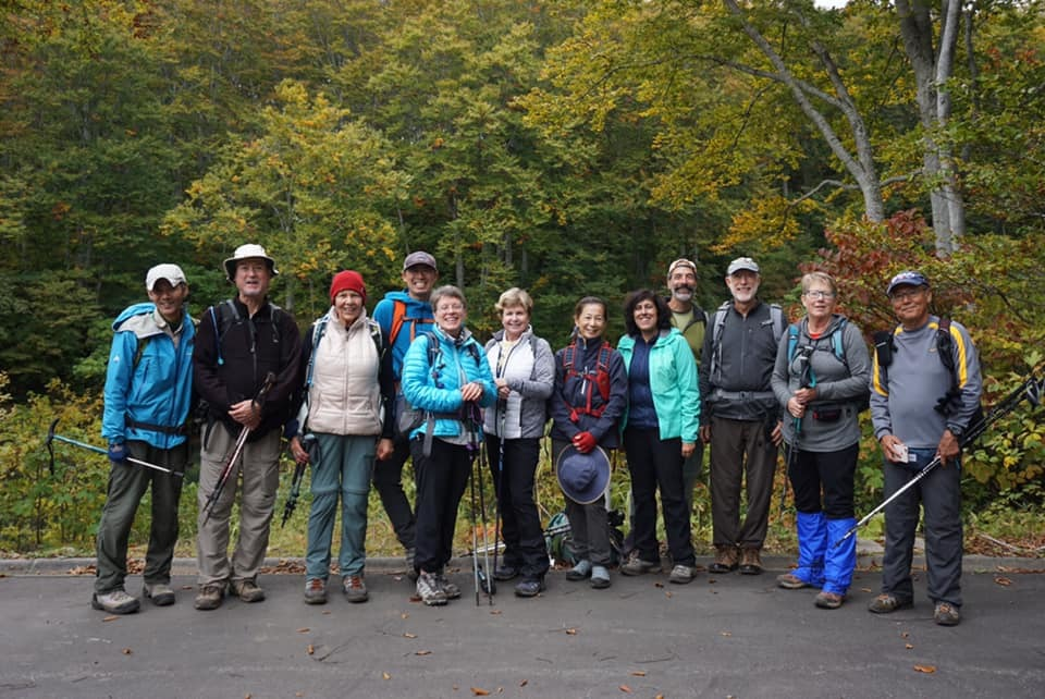 Samurai & Ninja culture through the Shinetsu Trail Hike October 2019_d0112928_01464786.jpg