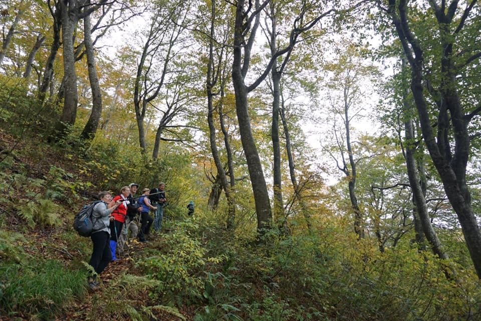 Samurai & Ninja culture through the Shinetsu Trail Hike October 2019_d0112928_02095201.jpg