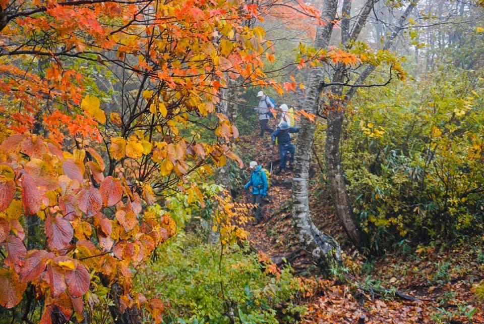 Samurai & Ninja culture through the Shinetsu Trail Hike October 2019_d0112928_02101554.jpg