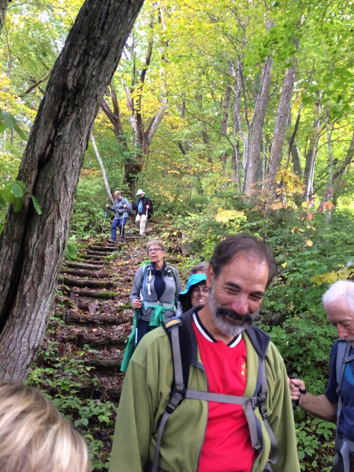 Samurai & Ninja culture through the Shinetsu Trail Hike October 2019_d0112928_02230624.jpg