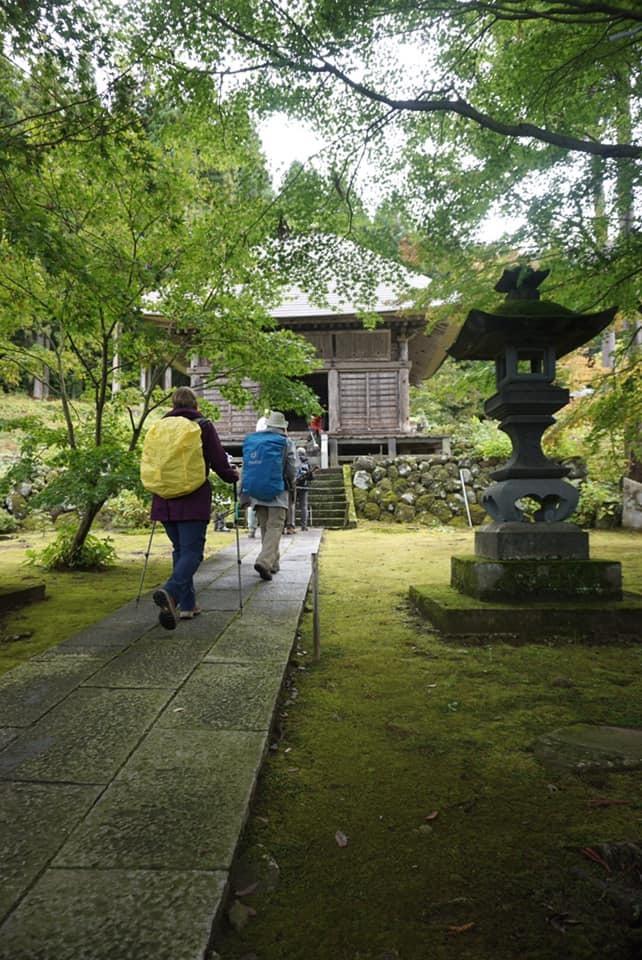 Samurai & Ninja culture through the Shinetsu Trail Hike October 2019_d0112928_02231220.jpg