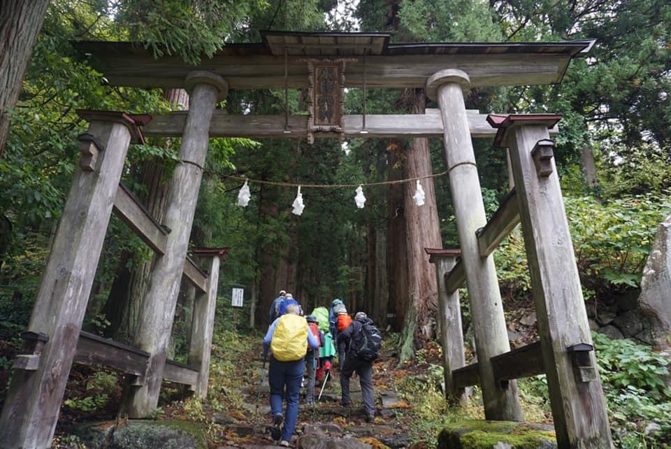 Samurai & Ninja culture through the Shinetsu Trail Hike October 2019_d0112928_02235410.jpg