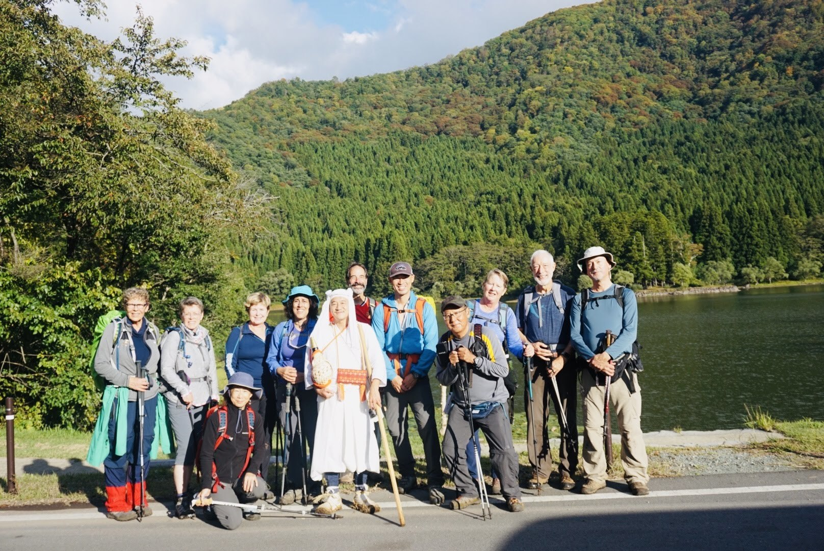 Samurai & Ninja culture through the Shinetsu Trail Hike October 2019_d0112928_02240758.jpg