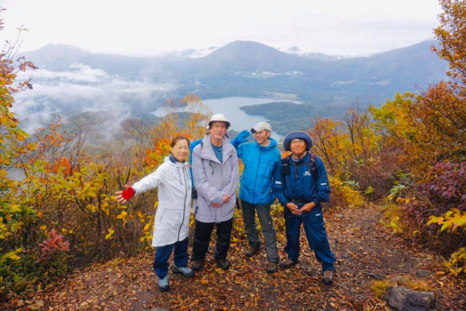 Samurai & Ninja culture through the Shinetsu Trail Hike October 2019_d0112928_02345886.jpg