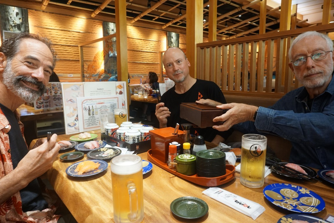 Samurai & Ninja culture through the Shinetsu Trail Hike October 2019_d0112928_02555389.jpg