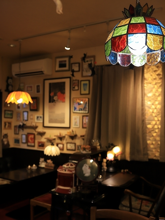 *秋葉原*「cafe Damiano」_f0348831_22535476.jpg