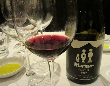 第2弾マルモルワイン(Carrara)X アルポルト(Tokyo)の会_d0136540_05543802.jpg