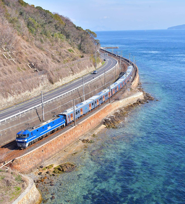 JR九州YC1系量産車_a0251146_23153353.jpg