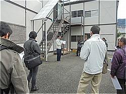 重要文化財 松城家住宅 見学会_c0087349_15444968.jpg