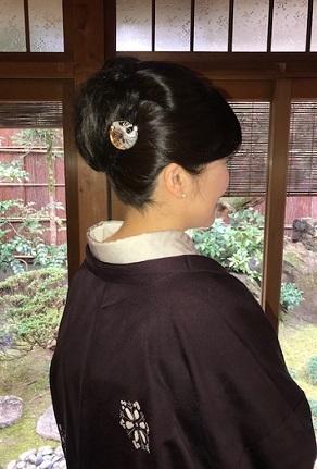 新年会・久子さま・藤井絞羽織・素敵な手作りバッグ。_f0181251_17563075.jpg