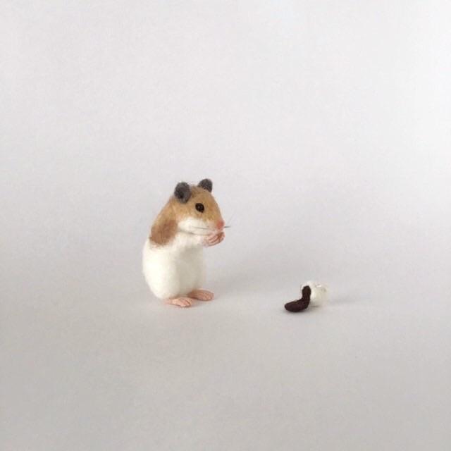 【ふわふわ の ほわほわ 2】出展者のご紹介 higumaさん。_e0060555_17555995.jpg
