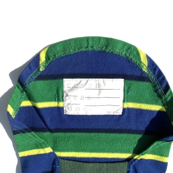 seven seas dog border T shirt セブンシーズドッグ ボーダーTシャツ_d0217958_19295343.jpeg