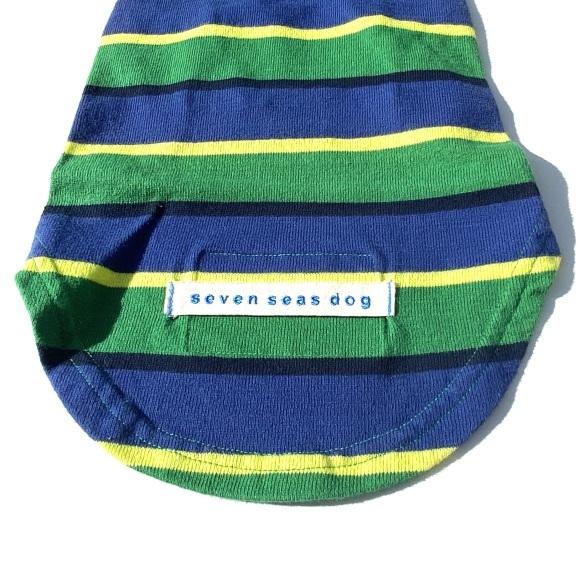 seven seas dog border T shirt セブンシーズドッグ ボーダーTシャツ_d0217958_19295504.jpeg