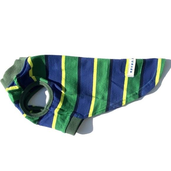 seven seas dog border T shirt セブンシーズドッグ ボーダーTシャツ_d0217958_19295538.jpeg