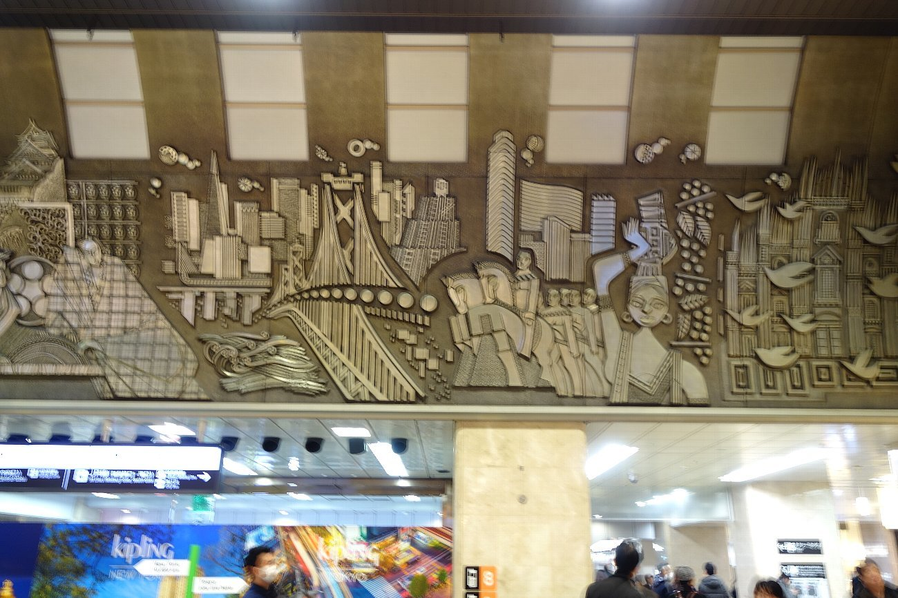 大阪ステーションシティ サウスゲートビルディング_c0112559_08154258.jpg