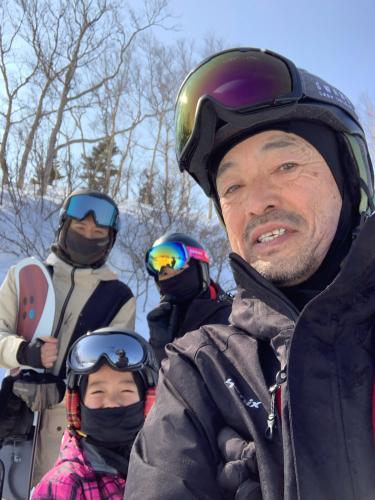 スキー スノボ 4人旅!_a0044162_13154519.jpg