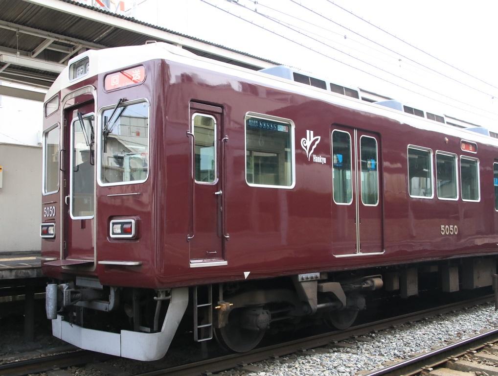 阪急5000系 5000F 正雀回送_d0202264_1216509.jpg