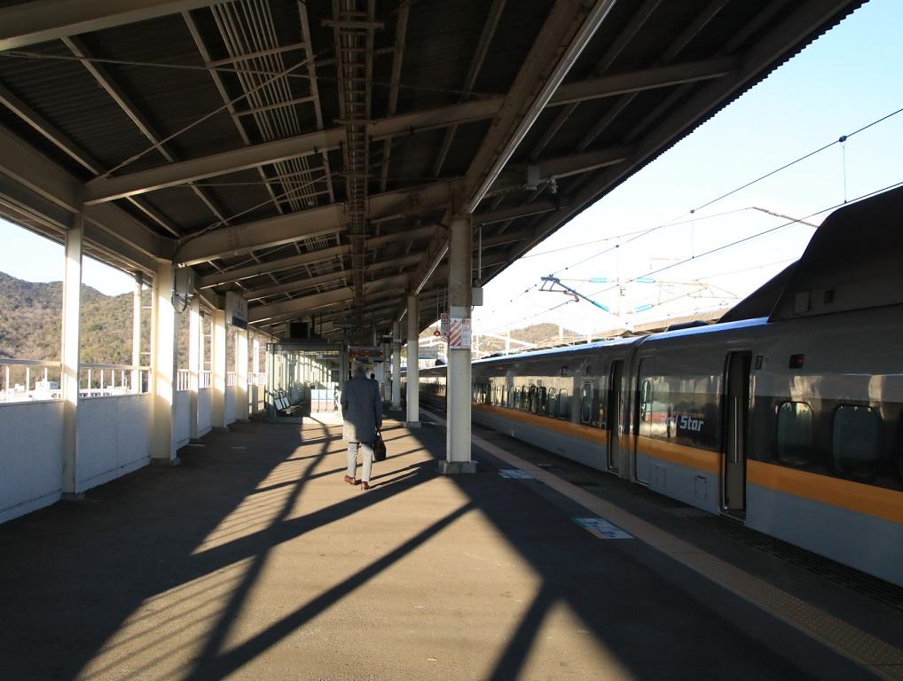 700系E編成 こだまで行く 鞆の浦の旅_d0202264_12244841.jpg